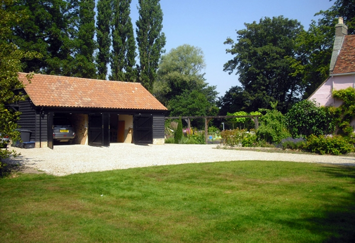 Brook House Outbuildings