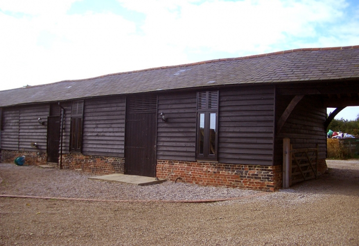 Moor Hall Outbuilding